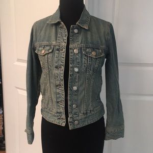 JCrew Denim Jacket Size PXS